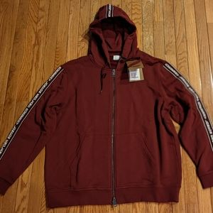 "Men's Burberry ""Siren"" Zip Up Hoodie"